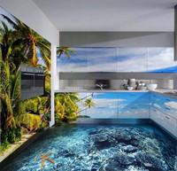 3D floor painting epoxy resin