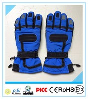3M Thinsulate Fabric Winter Driving Rechargeable Batteries Heated Golf Gloves