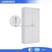 High Quality Modern Design Steel Office 2 Door Display Cabinet