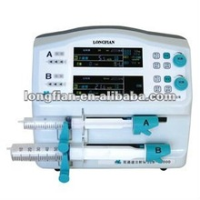 Micro-Infusion Syringe Pump with two channel