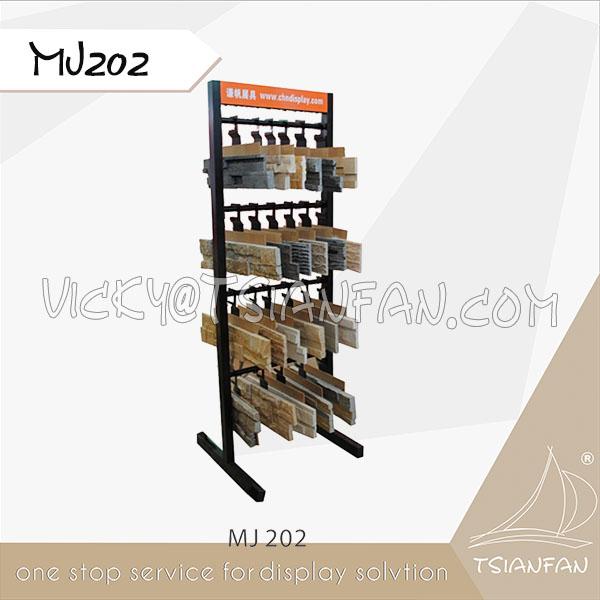 MJ202-Đá Ốp Lát Gạch Rack Hiển Thị/Mosaic Hiển Thị Tháp