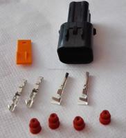 4 Pins Waterproof Auto Connector DJ7043A-2.2-11