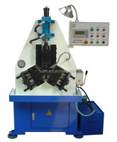 Scaffold MS pipe 3 roller roll threading machine