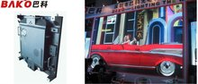 P4.8 indoor slim led video wall for stage diecast led display