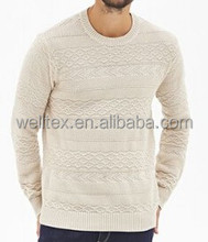 Men's round-neck sweater