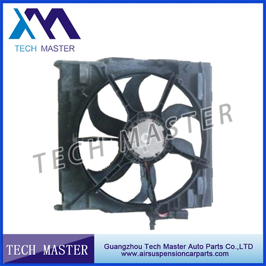 Factory Price Auto Engine Radiator Cooling Fan Assembly For Bmw X5 Diagram Oem 17427598739 Electric Condensor X6 E70 E71 1