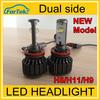 hot Super Brightness 30W/40W main light/fog Light 9006 H4 Car LED Lamp H7 H8