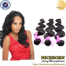 2015 fashion style 6a 100% peruvian virgin hair