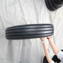 famous brands - xin qi tire classical retro vintage sawtooth motorcycle tires 4.50-17