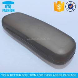 YT8022 Wholesale clear hard plastic eyeglasses case