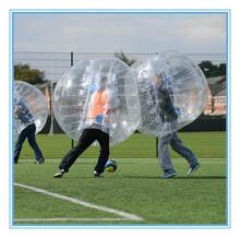Fwulong hot sale inflatable bubble football,outdoor adult bumper ball,bumper ball online