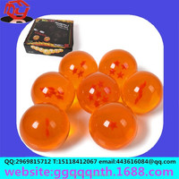 Christmas gifts 4CM 7 dragon ball OEM&ODM Manufacturers wholesale