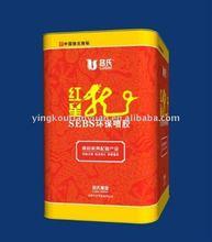 Environmental protection spray adhesive
