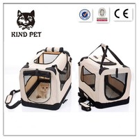 Best selling dog travel bag fabric pet carrier
