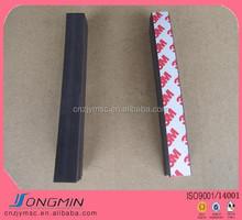 flexible material self adhesive magnetic strips