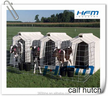 Customized cattle hutches factory