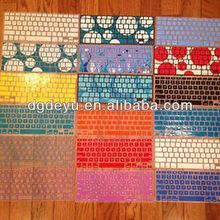 slicone Keyboard keypad protector covers, custom waterproof anti-dust