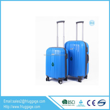 carry travel polo luggage with luggage push button handle