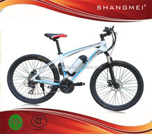 26inch 36v mountain folding bikes racing electric bicycle SM-1194
