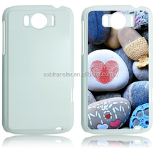2D Sublimation Hard Plastic Phone Case for HTC G21 (PC material with alu sheet)