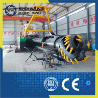 Shuiwang Cutter Suction Sand Pumping Ship/Dredger for sale