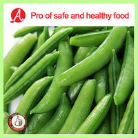 High Quality IQF Sugar Snap Peas For Sale