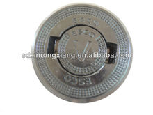 casting outdoor drain cover