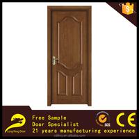 hot sale classic door design used wood exterior solid wood door