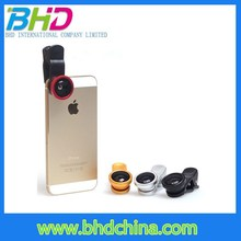 New product 3 in super wide 0.4x lieqi universal clip lens for iphone fisheye lens