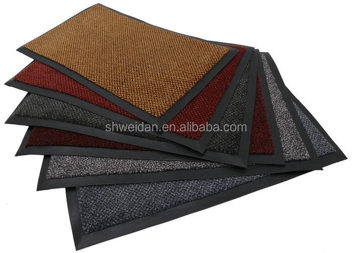 bonne solidit de la couleur caoutchouc bas nylon bureau dalles de moquette tapis id de produit. Black Bedroom Furniture Sets. Home Design Ideas
