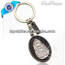 Promotional Metal Religious Virgin Key Chain