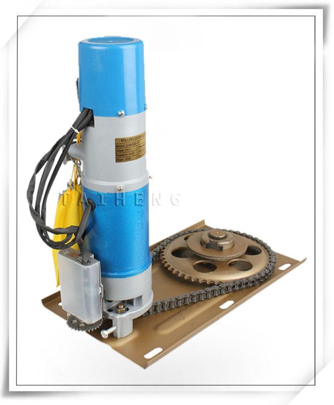 370w Automatic Door Operators 600kg Sliding Door Motor