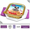 Pet snacks Chicken Fillet & Chicken Liver & Sweet Potato Tray for Dog