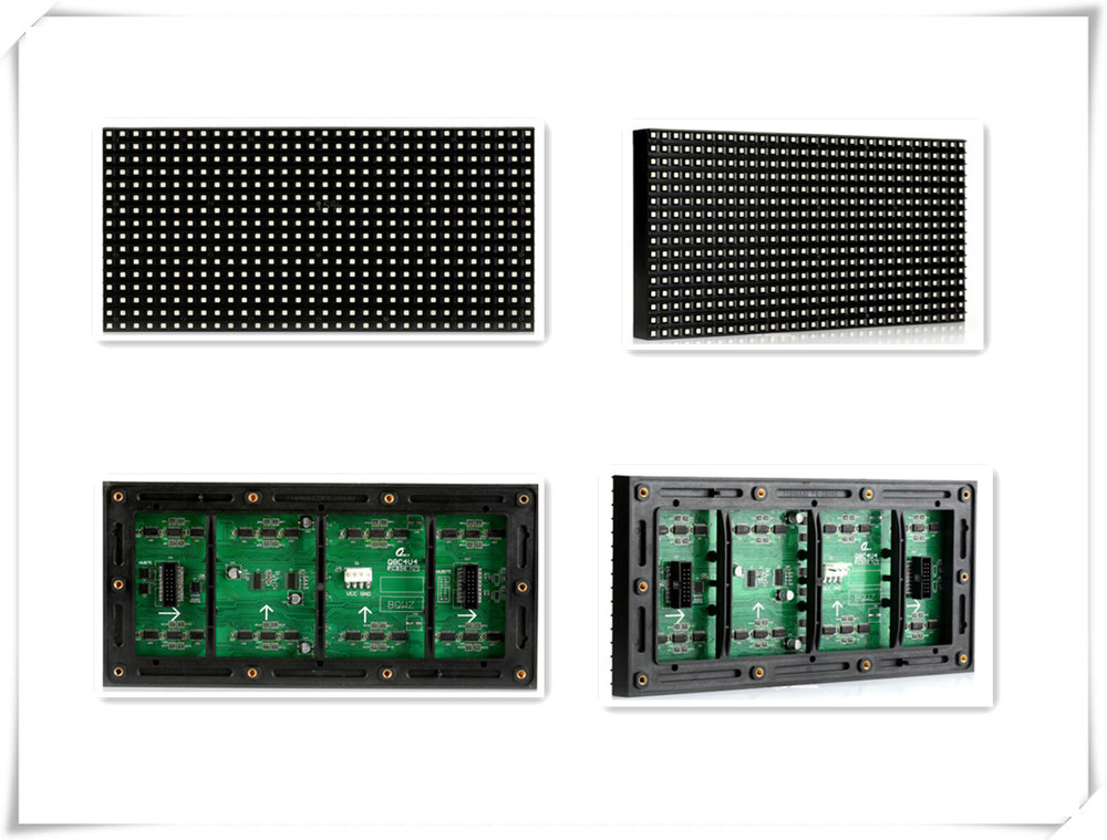 P8 smd3535 outdoor led display screen rental led display for Exterior led screen