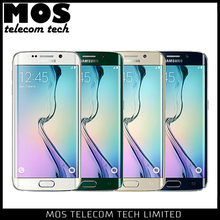 G9250 32GB Super AMOLED 5.1 inches Touch Screen 2560x1440 pixels Samsung Galaxy S6 Edge 32GB 4G LTE Android OS Cell Phone