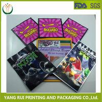 Wholesale China manufacture Bizarro bag,bizarro zenbio herbal incense potpourri bag