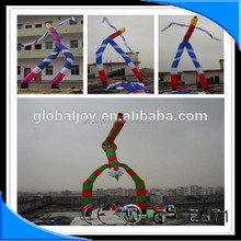 Inflatable air dancer, inflatable advertising puppet, inflatable sky dancer
