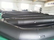 10m large salvage inflatable pontoon boat for 12 persons 1.2mm PVC for sale