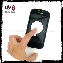 manufacture microfiber cleaning cloth phone,sticky phone cleaning cloth,sticky cell phone screen cleaner