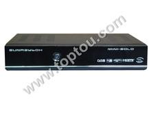 2014 the newest Sunraybox mini solo HD satellite receiver