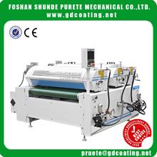 dual roller coating machine