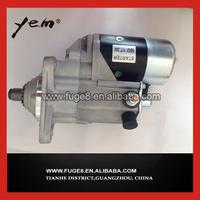 6BG1 starter motor EX200-5 denso starter 24V 1-81100-338-0