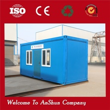 Popular Comfortable container house fast food