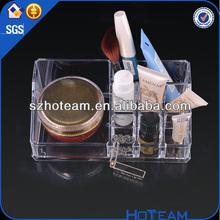 Cosmetics Organizer Makeup Lipstick Holder Acrylic Case Box Display Crystal acrylic cosmetic organizer cosmetic box