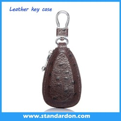 Novel item leather Remote Key Shell Case For TOYOTA VW universality