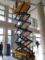 كهرو-- هيدروليكي آلة es3246 مقص رفع المحمولة