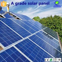 high efficient pv solar panel 250 Watt 36V for home system