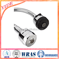 shower head with water stop