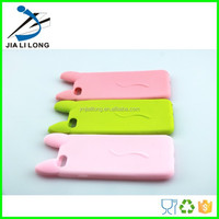 Durable animal shaped silicone smart phone case