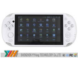 Fashion support WiFi link support game mode MP4 player